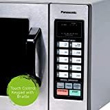 Panasonic Countertop Commercial Microwave Oven with