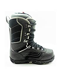Vans Mantra Snowboard Boots Black/Cement Mens
