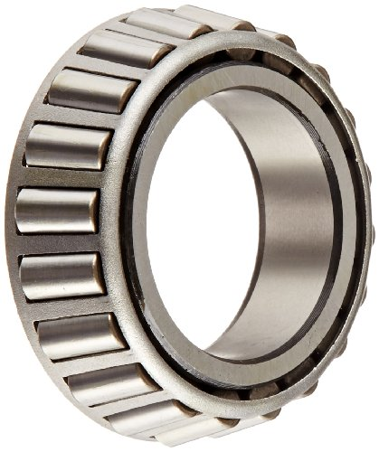 Timken 13685 Tapered Roller Bearing, Single Cone, Standard Tolerance, Straight Bore, Steel, Inch, 1.5000
