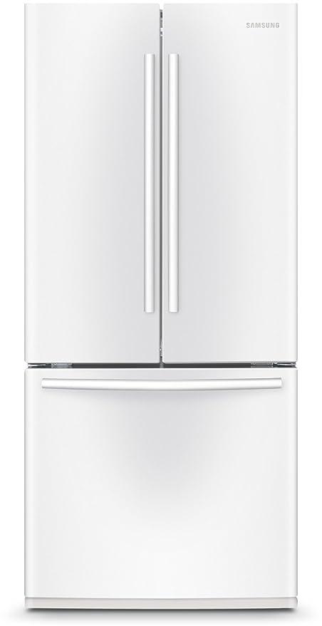 Samsung RF220NCTAWW Independiente 611.6L Blanco nevera puerta lado ...