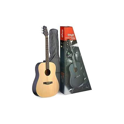 Principiantes Western juego de con accesorios Guitarra, Guitarra ...