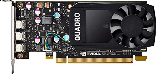 HP 1ME43AA Nvidia Quadro P400 - Graphics Card - Quadro P400 - 2 GB GDDR5 - PCIe 3.0 X16 Low Profile - 3 X Mini DisplayPort - for Workstation Z240 (SFF)