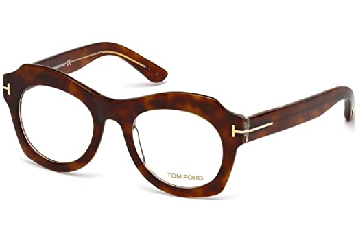 91d559a9a11 Eyeglasses Tom Ford TF 5360 FT5360 056 havana other at Amazon ...