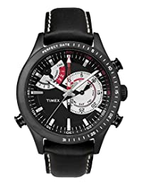 TIMEX Watch IQ Male Chronograph Black - TW2P72600