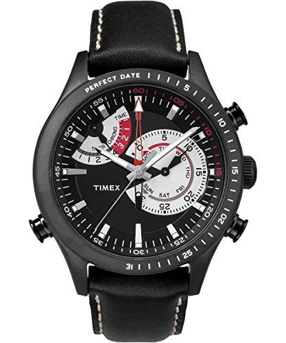 TIMEX-Watch-IQ-Male-Chronograph-Black-TW2P72600