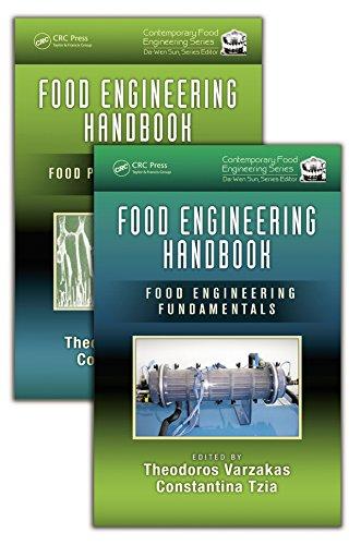 Food Engineering Handbook, Two Volume Set (Contemporary Food Engineering Book 31)