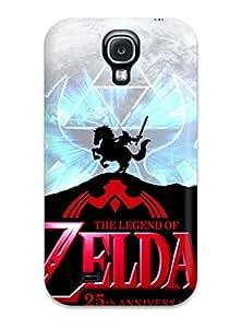 [LfZbnHZ16884dkPQr] - New The Legend Of Zelda Adventure Game Protective Galaxy S4 Classic Hardshell Case