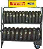 Pirelli Sign for Tire Rack