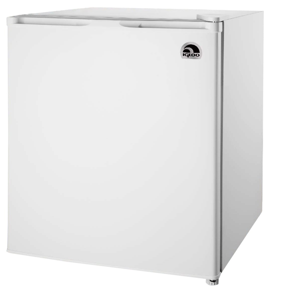 Igloo FRF110 Vertical Freezer, 1.1 cu. ft, White ...