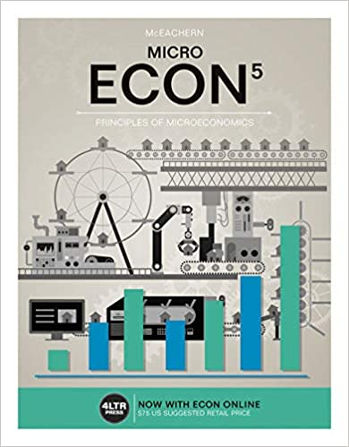 ECON MICRO (with ECON MICRO Online, 1 term (6 months