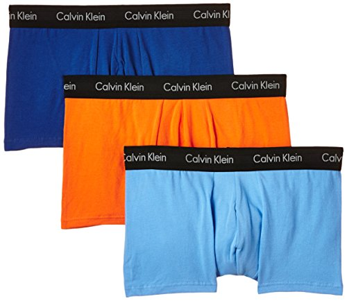 modern Klein Multicolore deep Blue lot De Blue optic 3 Sunset Homme Calvin Boxer Aagdwqzq