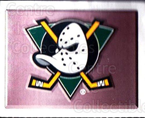 (CI) Anaheim Mighty Ducks Hockey Card 2003 NHL Stickers Collection 151 Anaheim Mighty Ducks