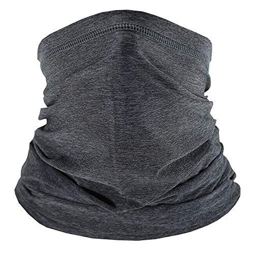 9PCS Neck Gaiter Bandana Face Mask Magic Scarf Outdoor Headwear Sports Tube UV Face Masks Workout