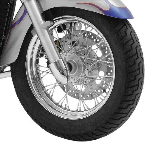 Baron Custom Accessories 04-09 Honda VTX1300C Axle Nut/Fork Covers