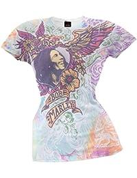Flower Soft All Over Juniors T-Shirt