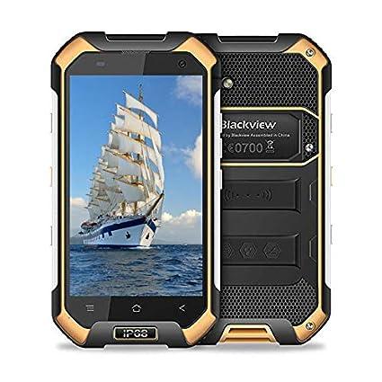 Amazon.com: Blackview BV6000S Smartphone Android 6.0 ...