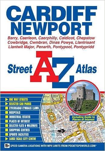 Cardiff & Newport Street Atlas (A-Z Street Atlas S) Downloads Torrent
