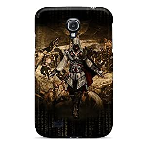 High-quality Durable Protection Case For Galaxy S4(assassins Creed)