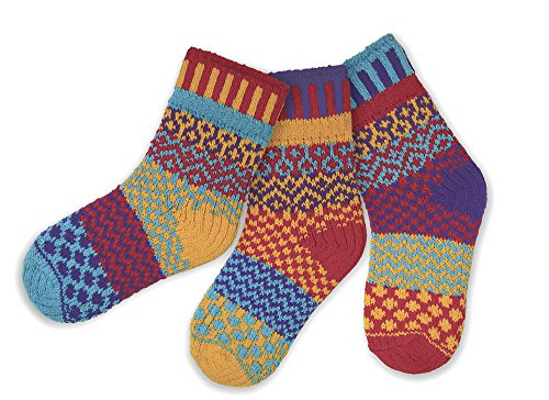 Solmate Socks, Mismatched Kids socks, A pair with a spare, Firefly - Portland Shopping Outlet