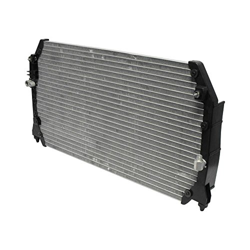 COT105 4931 AC A/C Condenser for Toyota Lexus Camry ES300 2.2 3.0 L4 V6 ()
