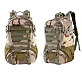 NOBIE. Multi-functional Backpack Mountaineering Bag Suitable for Camping On Foot Ride a Bike Tourism BBQ in The Wild,H