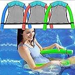 wonderday-Amaca-Galleggiante-per-Piscina-Amaca-Acquatica-Sedia-Galleggiante-Nuoto-Lettino-Galleggiante-Lettino-Ad-Acqua-per-Piscina-Beach-Party-per-Bambini-Adulti-Nuoto
