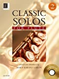 img - for Classic Solos for Flute, Vol 2 book / textbook / text book