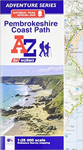 Pembrokeshire Coast Path Atlas