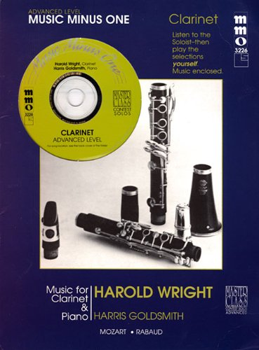 Advanced Clarinet Solos - Volume II (Laureate)