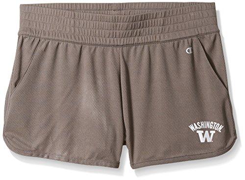 (NCAA Women's Endurance Shorts Washington Huskies Medium)