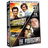 The Persuaders and The Protectors Complete Collections