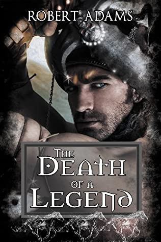 book cover of The Death of a Legend