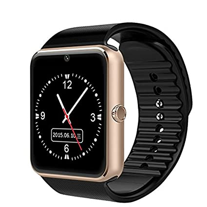 Amazon.com: TOP Fashion Second Version Bluetooth Smart Watch ...