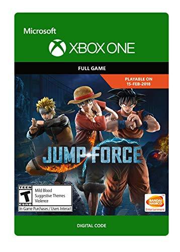 Jump Force - Xbox One [Digital Code]