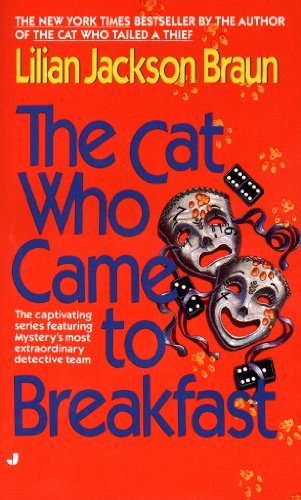 book cover of The Cat Who Came to Breakfast