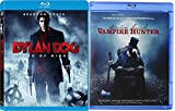 Abraham Lincoln: Vampire Hunter & Dylan Dog: Dead of Night Demons Blu Ray Horror Movie Set