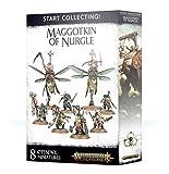 Warhammer: Age of Sigmar: Start Collecting! Maggotkin of Nurgle