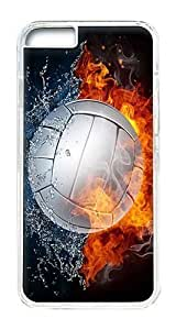 IPhone 6 Case, IPhone 6 Cases Hard Case Football Abstract Case For IPhone 6, IPhone 6 PC Transparent Case