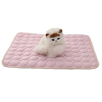 lulalula Alfombrilla de refrigeración para mascotas Pet para casetas, cestas, camas, viajes, sofá, asiento de coche: Amazon.es: Productos para mascotas