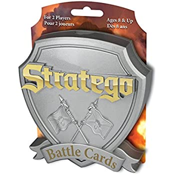 Stratego Battle Cards