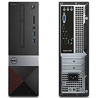 Newest Dell Vostro 3268 Mini Tower 7th Generation Desktop Computer PC (Intel Quad Core i7-7700, 8GB Ram, 1TB HDD, HDMI, VGA, WIFI, DVD-RW) Win 10 Pro (Certified Refurbished)