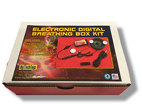 HYTECHTOYZ PRO Series Breathing Sound Effect Generator - Sounds Like Darth Vader Breathing for $<!--$69.99-->