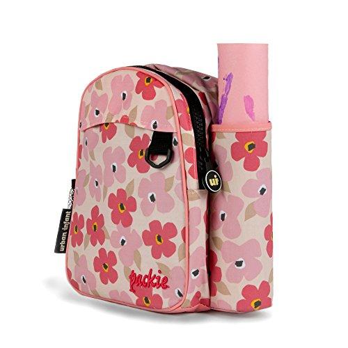 Urban Infant Toddler/Preschool Packie Backpack - Poppies (Urban Cot)