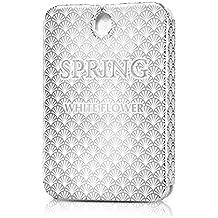 Spring Travel Size Perfume TO GO For Women Light non Fragile Eau de Parfum 0.67 oz (White Flower)