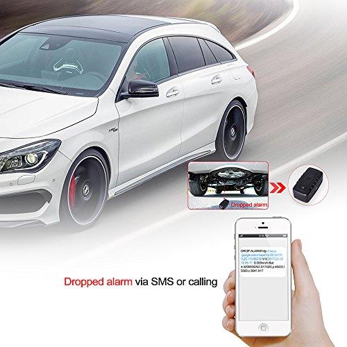 3G GPS Tracker Car Tracking Device Vehicle GPS Tracker Magnetic WIFI GPS Locator 20000mAh Battery Waterproof IP67 Prazata (3G Tracker 20000mAh Battery) by Prazata (Image #3)