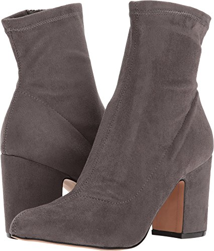 STEVEN by Steve Madden Women's Lieve Ankle Boot, Grey, 8 M US ()