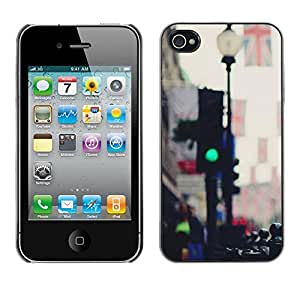 Hot Style Cell Phone PC Hard Case Cover // M00103290 england united kingdom places london // Apple iPhone 4 4S