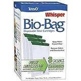 Kyпить Tetra 26169 Whisper Bio-Bag Cartridge, Medium, 3-Pack на Amazon.com