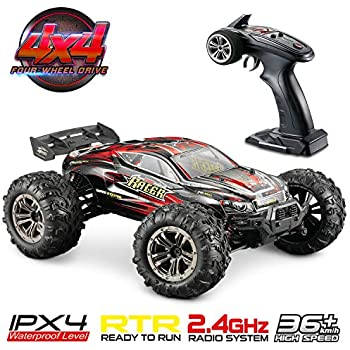 Amazon com: Hosim High Speed RC Off-Road Car 9112, 38km/h 1