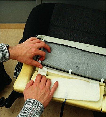 dometic magiccomfort msh 300, carbon-einbau-sitzheizung, 12 v für auto, kfz, lkw und boot